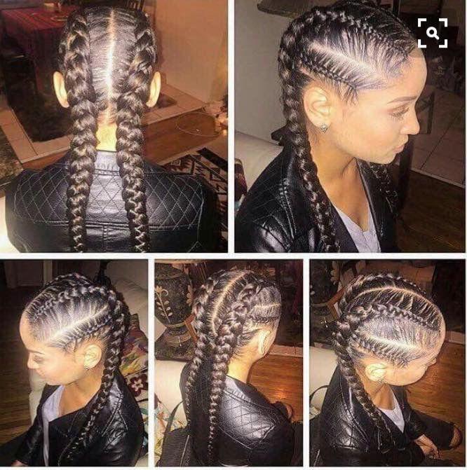 Outstanding 1000 Ideas About 4 Braids On Pinterest Braids Boho Waves And Short Hairstyles Gunalazisus