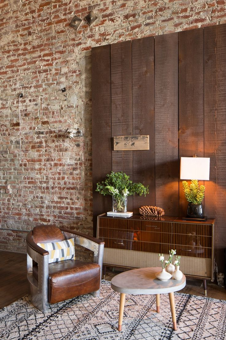 gravityhome:   Brick Loft in Los Angeles (you can...