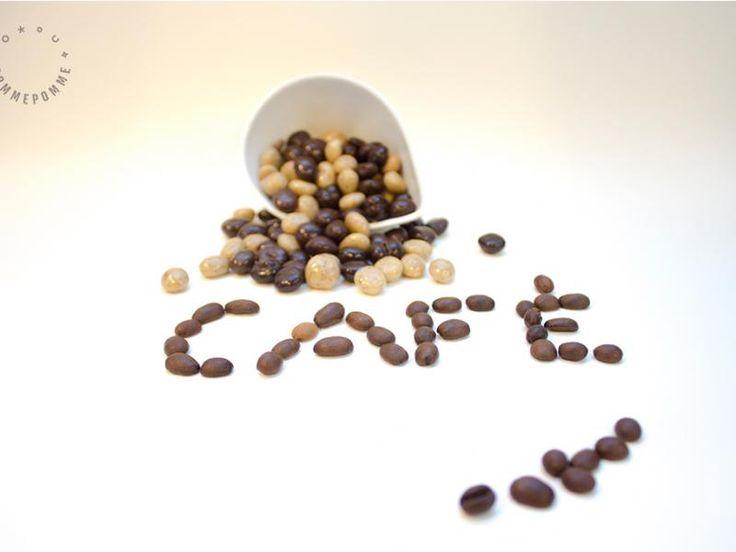 Tricolor kávés