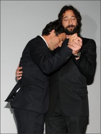 45 best images about Mmm. Obessed over Mark Ruffalo!!! on ... Adrien Brody Brothers