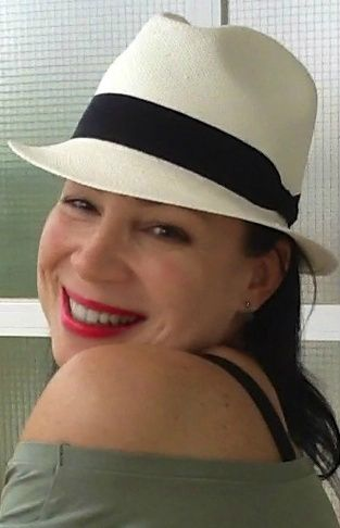 The true Panama hat it's perfect for all women!