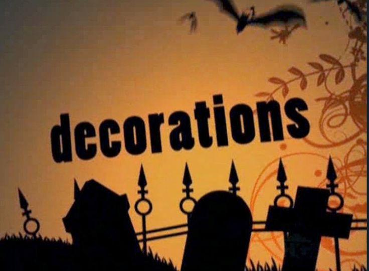 barbaras beat hgtv diy halloween party ideas and more barbaras beat blog pinterest halloween party halloween and halloween party ideas - Hgtv Halloween Decorations