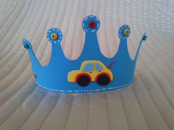 koruna pro krále silnic