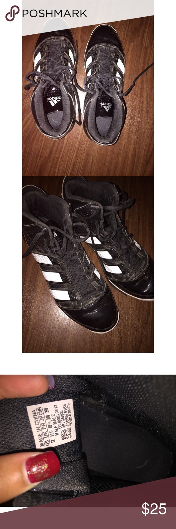 Athletic shoes Athletic & love to play some basket ball ? SCORE these comfortable babies! You will not be sorry (: adidas Shoes Athletic Shoes