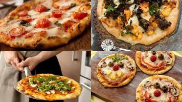 Koken met kinderen: plezante pizza's