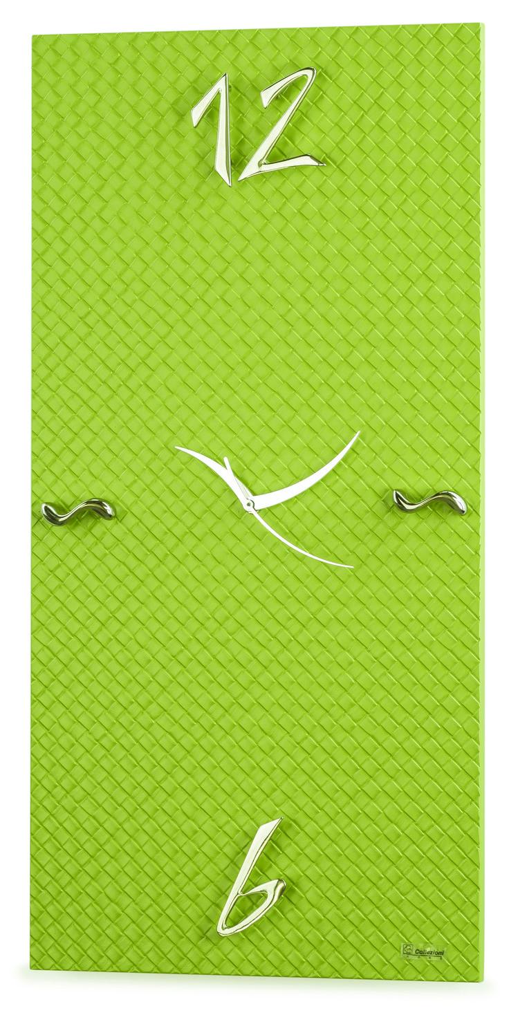 La primavera è nell'aria! Perchè non rallegrare la tua casa con un tocco di colore? L'orologio da parete Cesto Collection potrebbe fare al caso tuo! ;)  [Ogni oggetto è personalizzabile in base ai tuoi desideri, sia nei colori che nelle forme. Scopri i nostri punti vendita autorizzati. Per info --> 348 2205375]