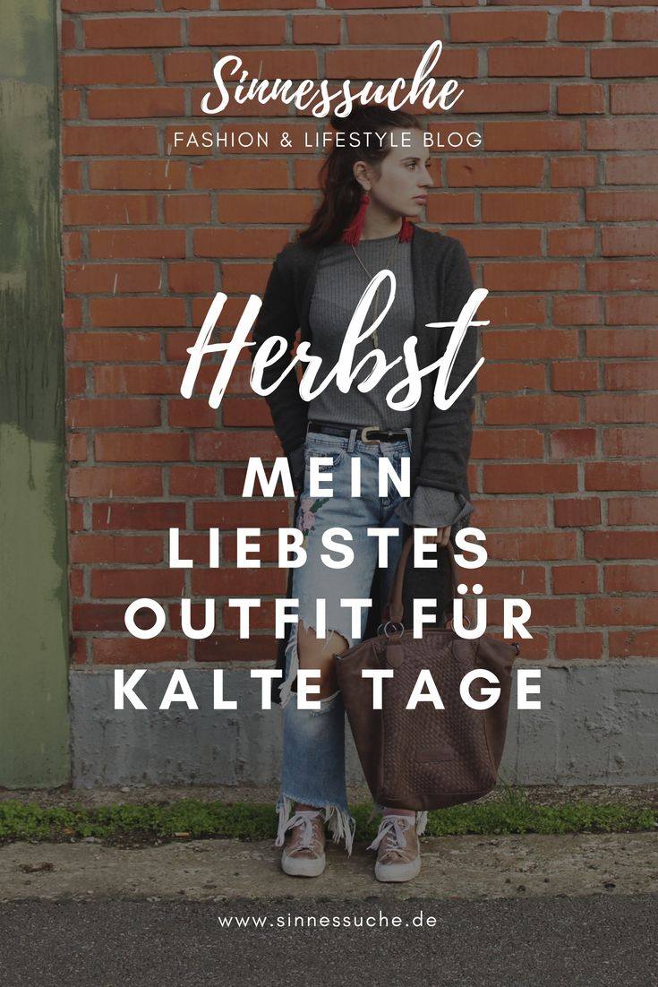 [Outfit] Das erste Herbstoutfit | Herbstoutfits ...