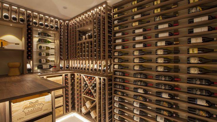 Картинки по запросу стеллажи для хранения вина в бутылках