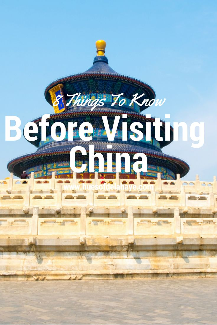 8 Things To Know Before Visiting China   TEMPLE OF HEAVEN   China Travel Tips   Things To Know Before Visiting China   China Travel Guide  Temple Heaven   Summer Palace   Asia Travel Tips