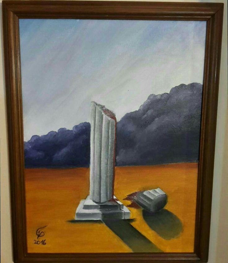 l'uomo non conosce l'arte, infatti pensa che la guerra sia l'arte della distruzione.