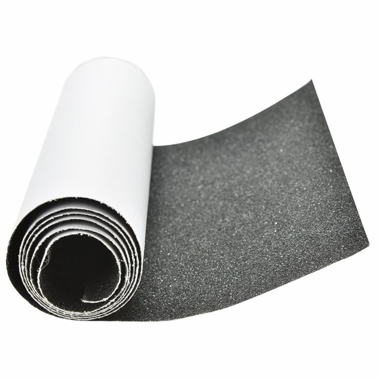 Pure white grip tape