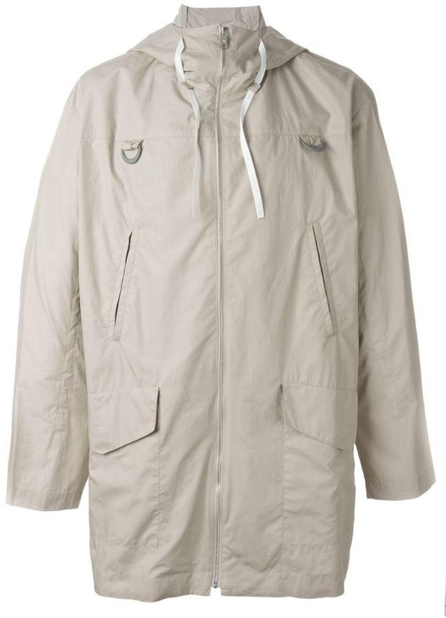 Kenzo pull raincoat