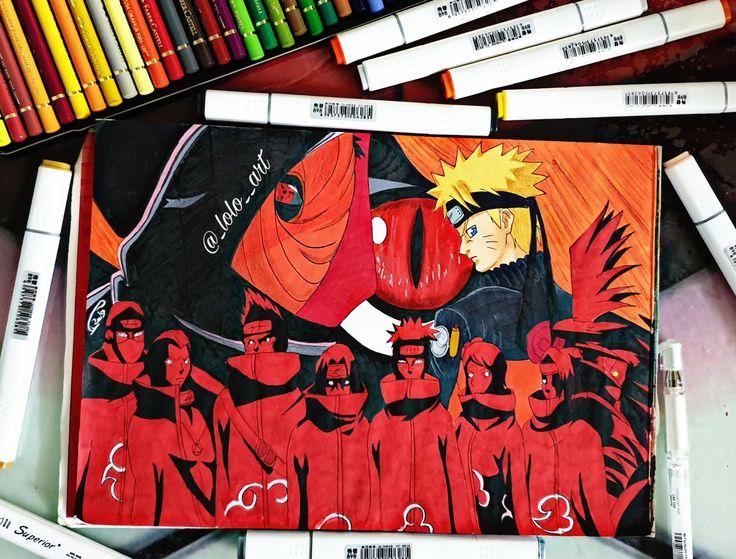 Naruto Anime drawings, Naruto art, Art