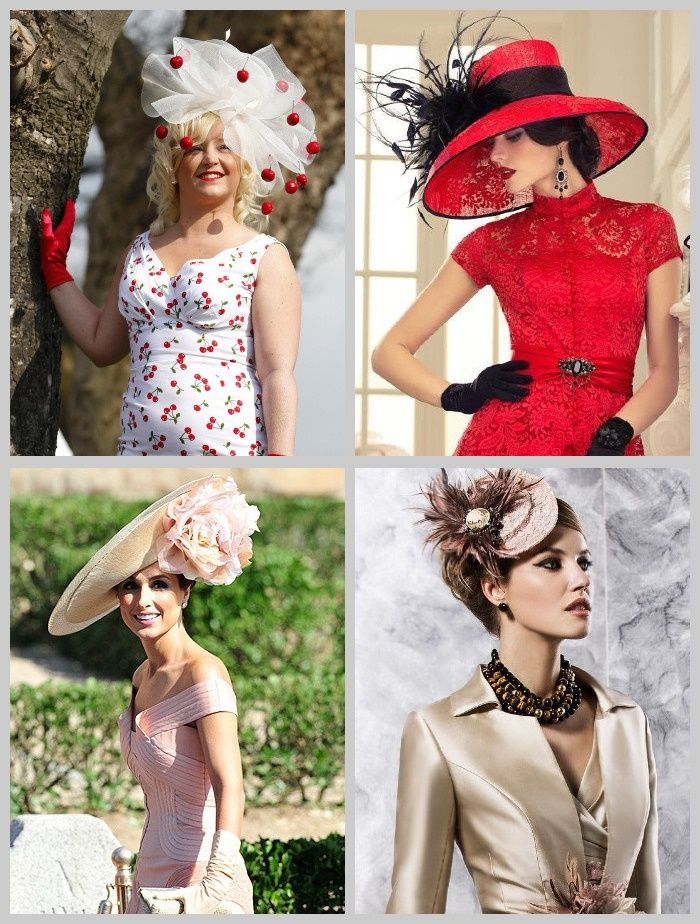 #Selecting the #Right #Fascinator