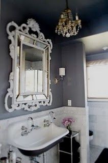 126 Best Beautiful Bathroom Mirror Images On Pinterest