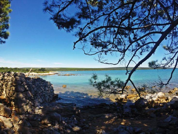 Ridimutak beach in Nerezine. www.island-losinj.com