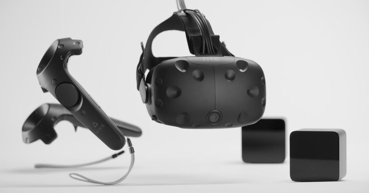 The HTC Vive Isn't Simple to Set Up. Here's a Timelapse of What It Takes | WIRED