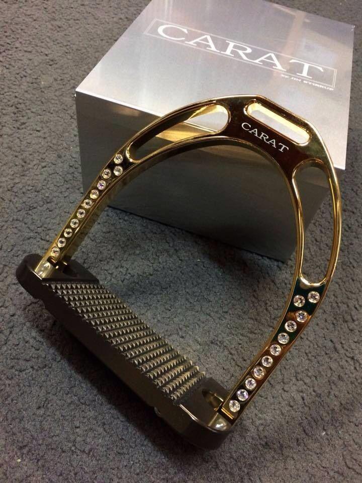 Stirrups oƒ 24 Carat Gold