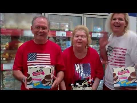 Happy 4Th Of July Skinny Cow !! @theskinnycow #theskinnycow  From my family to yours !