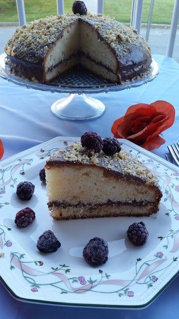 pudingli pasta tarifi | Nermin'in tarifleri