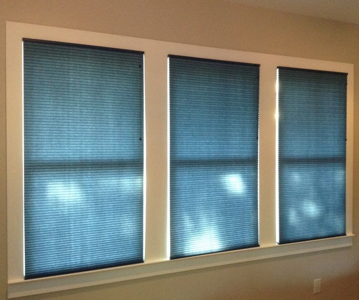 cellular shades are a great way to lower your energy bill and add a splash of