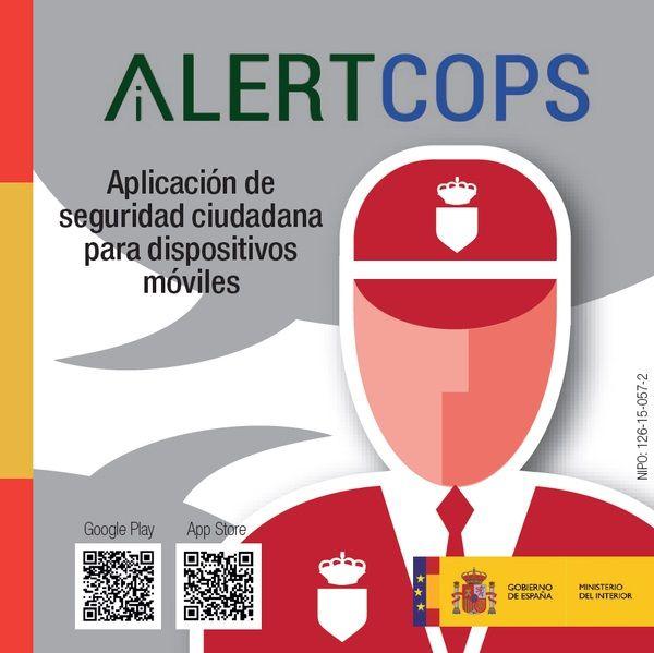 'Alertcops', todo un éxito en España