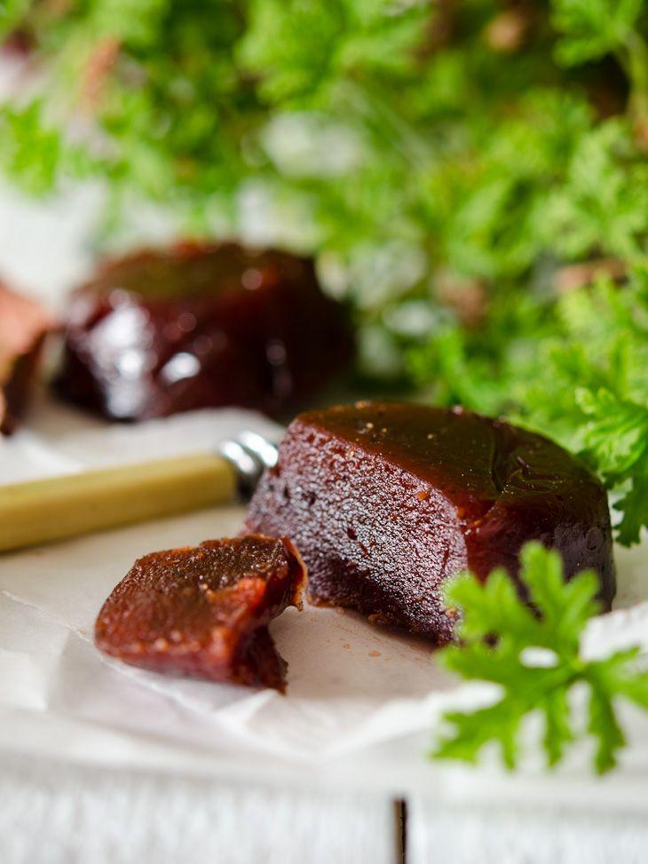 Marmolada z pigwy: serek pigwowy. | Klaudyna Hebda