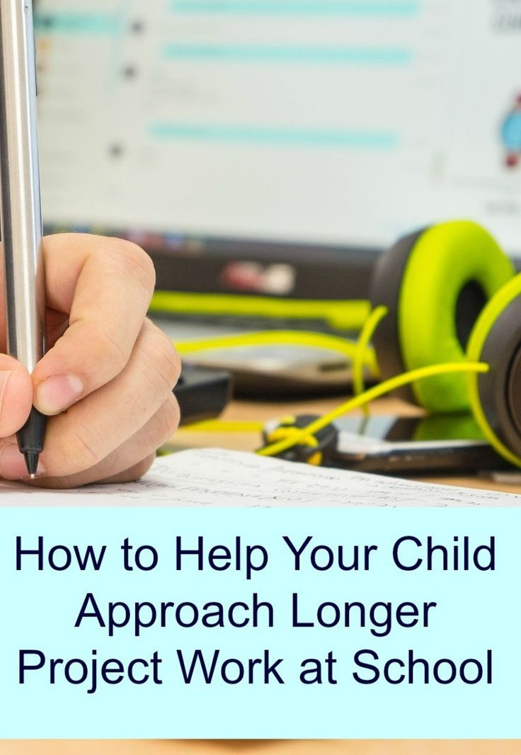 Homework help is not always easy so here are some tips for parents who want to support their children's education and in particular the longer homework projects