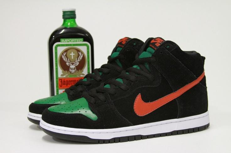 Nike SB – Jagermeister