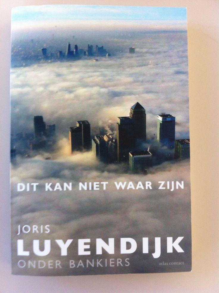11/53 Mooi, dit antropologische onderzoek van de Londense city. De clou had Joris natuurlijk al breed uitgemeten op tv, maar toch zeer de moeite waard dit boek.