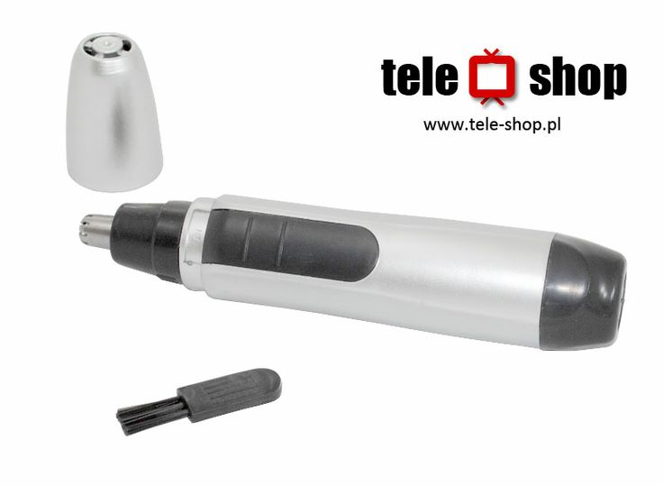 http://tele-shop.pl/ TRYMER. Trymer zapewnia wygodne usunięcie niechcianych włosów z nosa i uszu. System okrągłych ostrzy zapewnia bezpieczne i dokładne usuwanie włosów.