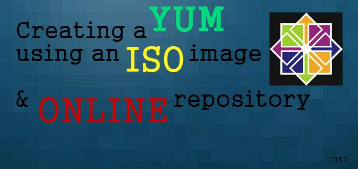 In this Beginner's friendly tutorial we will learn to create a YUM repository, first by using an ISO image of OS & then by creating a mirror of an online re
