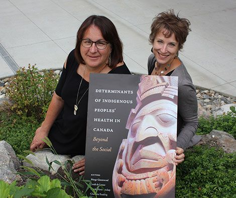Northern Health Matters — Introducing a unique book on Indigenous determinants of health
