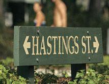 Hasting Street Sign, Noosa