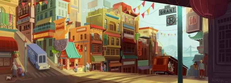 San Francisco based Disney movie - The Town On The Bay (I wish)