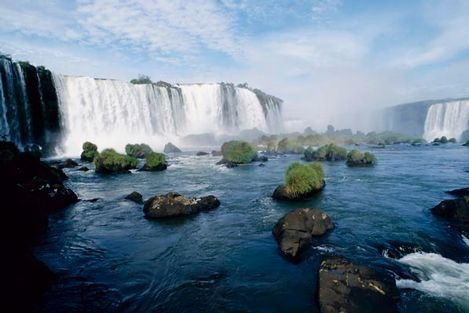 Iguazu National Park (Argentina & Brazil)