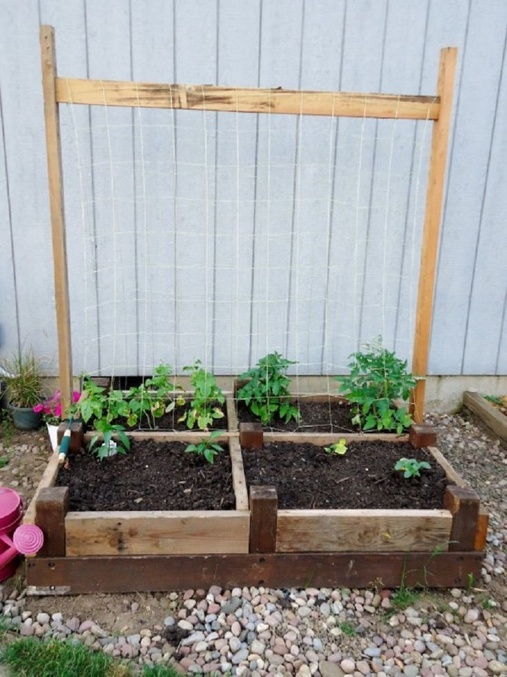 10 DIY Raised Garden Bed Projects - GleamItUp