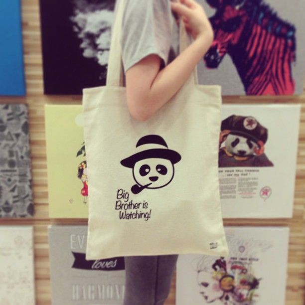 Graphic tote bag Available in all teelocker stores now