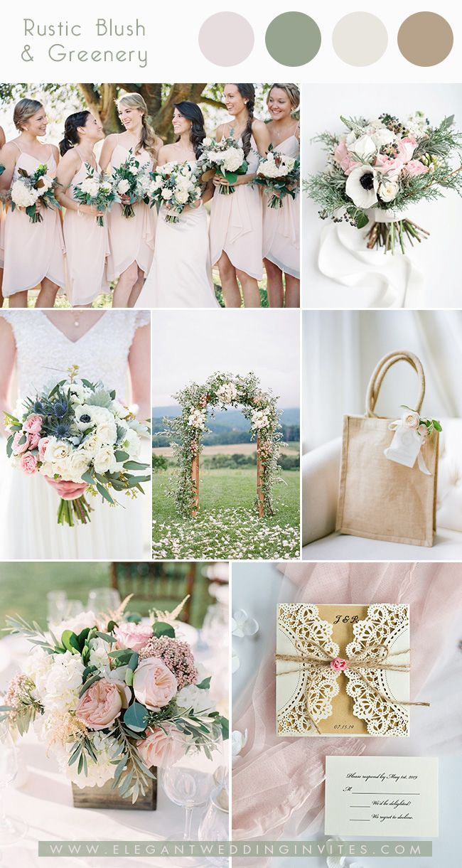 8 Pretty Wedding Color For Late Winter And Early Spring Elegantweddinginvites Com Blog Early Spring Wedding Wedding Themes Spring Wedding Color Schemes Summer