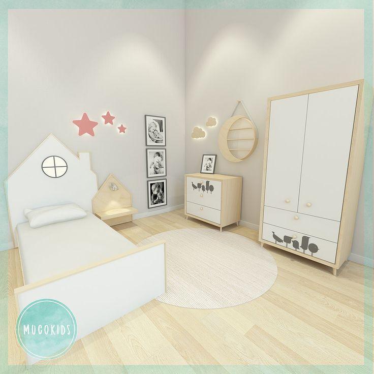 Ürün Kombinleri  Bebek ve Çocuk Odası Mobilyası, Tekstili, Aksesuar ve Dekor Ürünleri ile Ahşap Oyuncakları İmalat ve Satışı - www.mucokids.com - www.mucostore.com