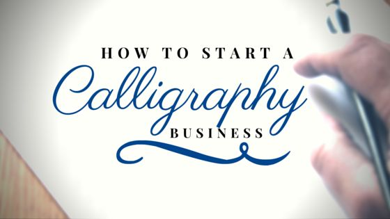 Give the gift of art…to lasting memories. If you are an artist, already good at calligraphy writing, or a quick learner then you should know How to Start a Calligraphy Writing Business! Whether you've long been a fan of calligraphy or are just the creative type who loves drawing, this talent could turn into one …