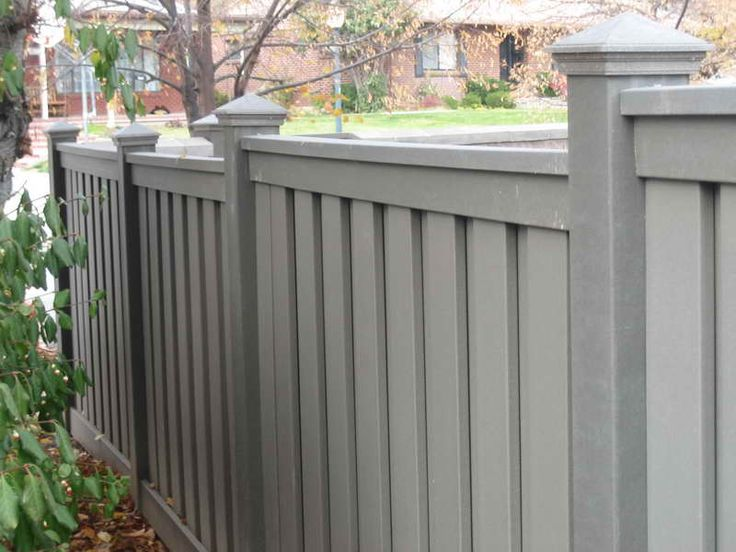 77 best f e n c e images on pinterest for Pretty fencing ideas
