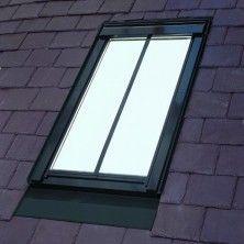 VELUX - Conservation Centre Pivot Roof Window for Plain Tile Roof (550x980) - GGL C04 SD5P1