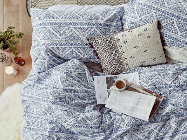 Housse de couette ethnique chambre bedroom pinterest for Chambre urban outfitters