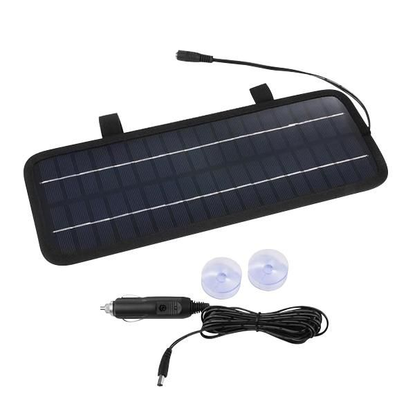 12v 4 5w Smart Power Polycrystalline Silicon Solar Panel Battery Charger For Car Boat Motorcycle From 27 Solar Panel Battery Car Battery Charger Modern Gadgets