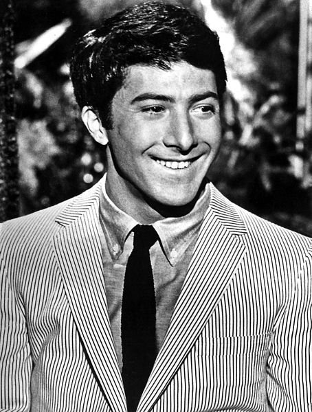 Young Dustin Hoffman