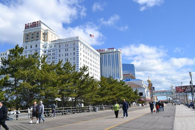 Атлантик-Сити, Нью-Джерси (Atlantic City, NJ)