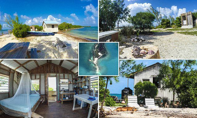 A private Caribbean island could be yours... for £400k on eBay