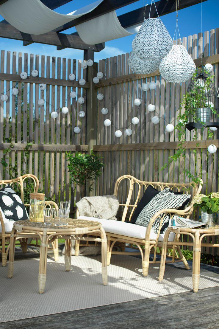 Garten Lounge für Sonnenanbeter
