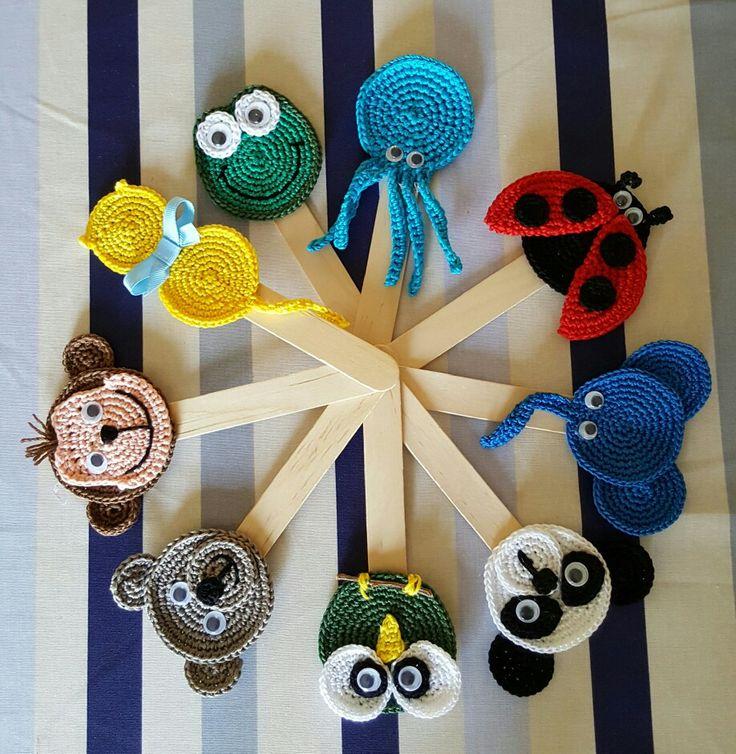 Segnalibri crochet